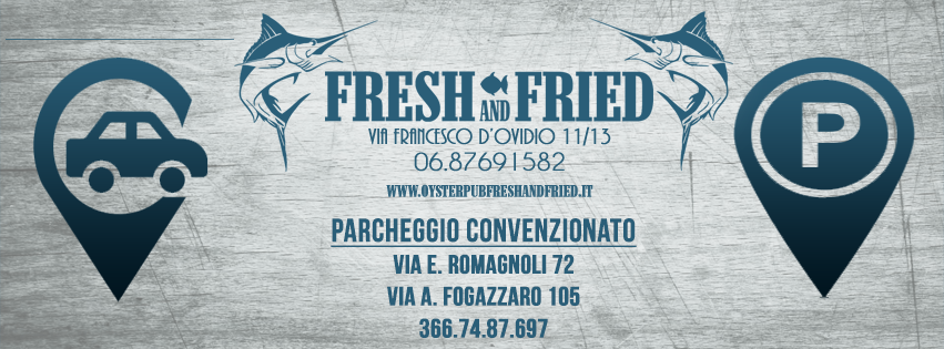 PARCHEGGIO FRESH AND FRIED