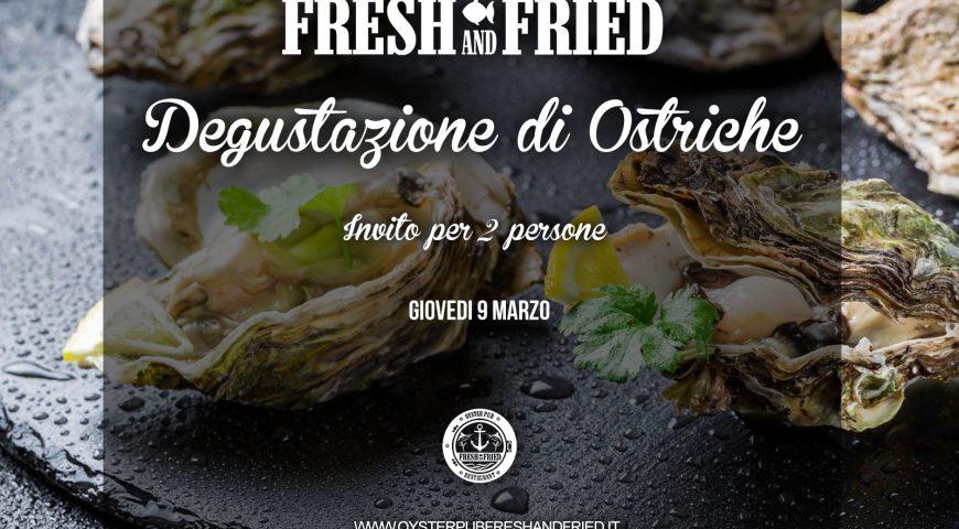 Oyster Tasty: Degustazione di Ostriche
