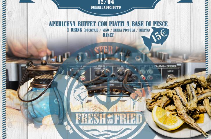 Fresh Aperitif: Buffet/ Cocktail Bar / Music