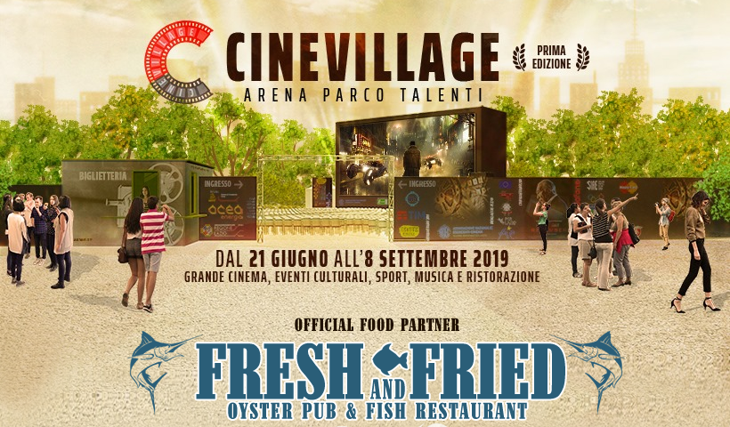 Fresh and Fried - Cinevillage Talenti 2019
