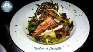 Fresh and Fried - Scorfano al Guazzetto