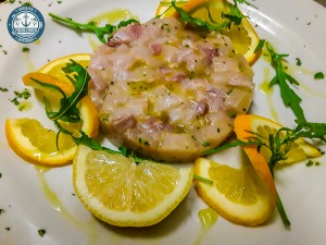 Fresh and Fried - Tartare di Ricciola