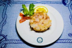 Fresh and Fried - Tartare di gambero